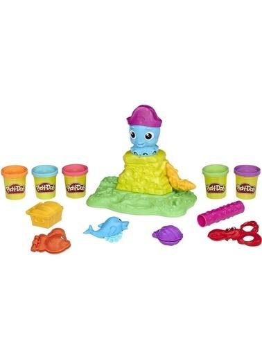 Play-Doh Play-Doh Oyuncu Ahtapot Renkli